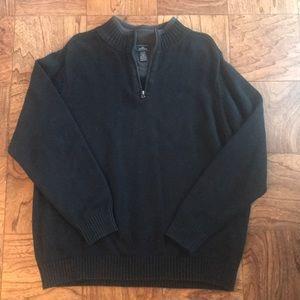 Dockers zip sweater